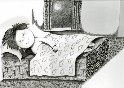 Albert Sleeping
